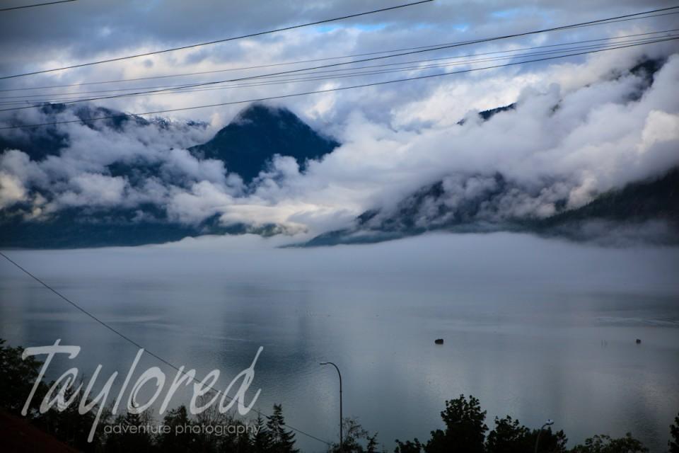Howe Sound :: Squamish, B.C.