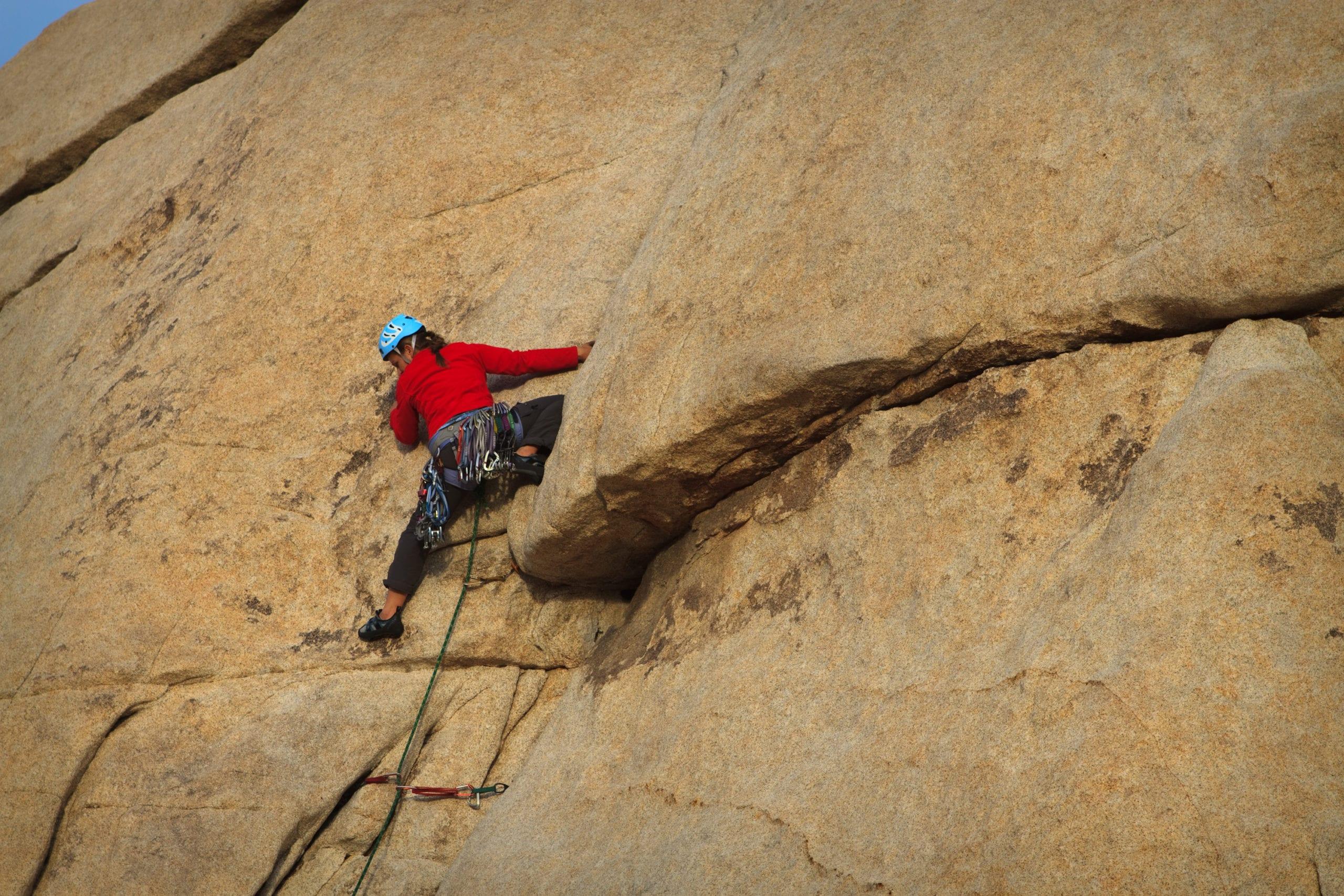 Rock Climbing | Joshua Tree National Park