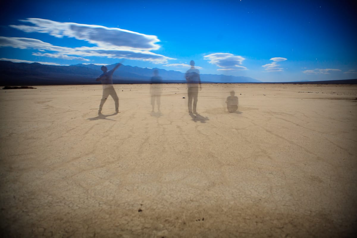Death Valley Photos | Long Exposures