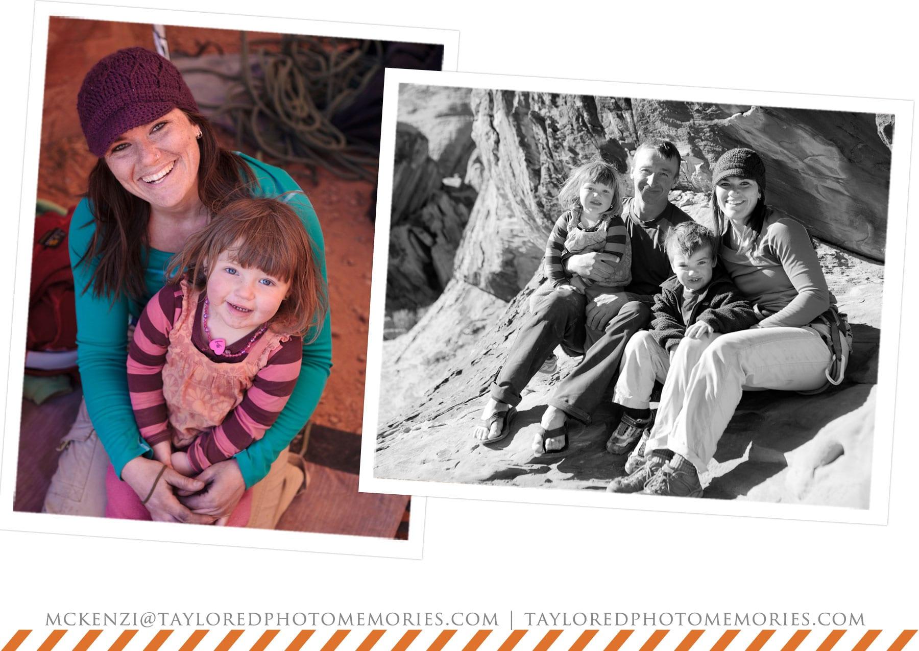 Rock Climbing Family   A month on the road   Adventure Wedding Photographer   Las Vegas Elopement Photographer   Taylored Photo Memories