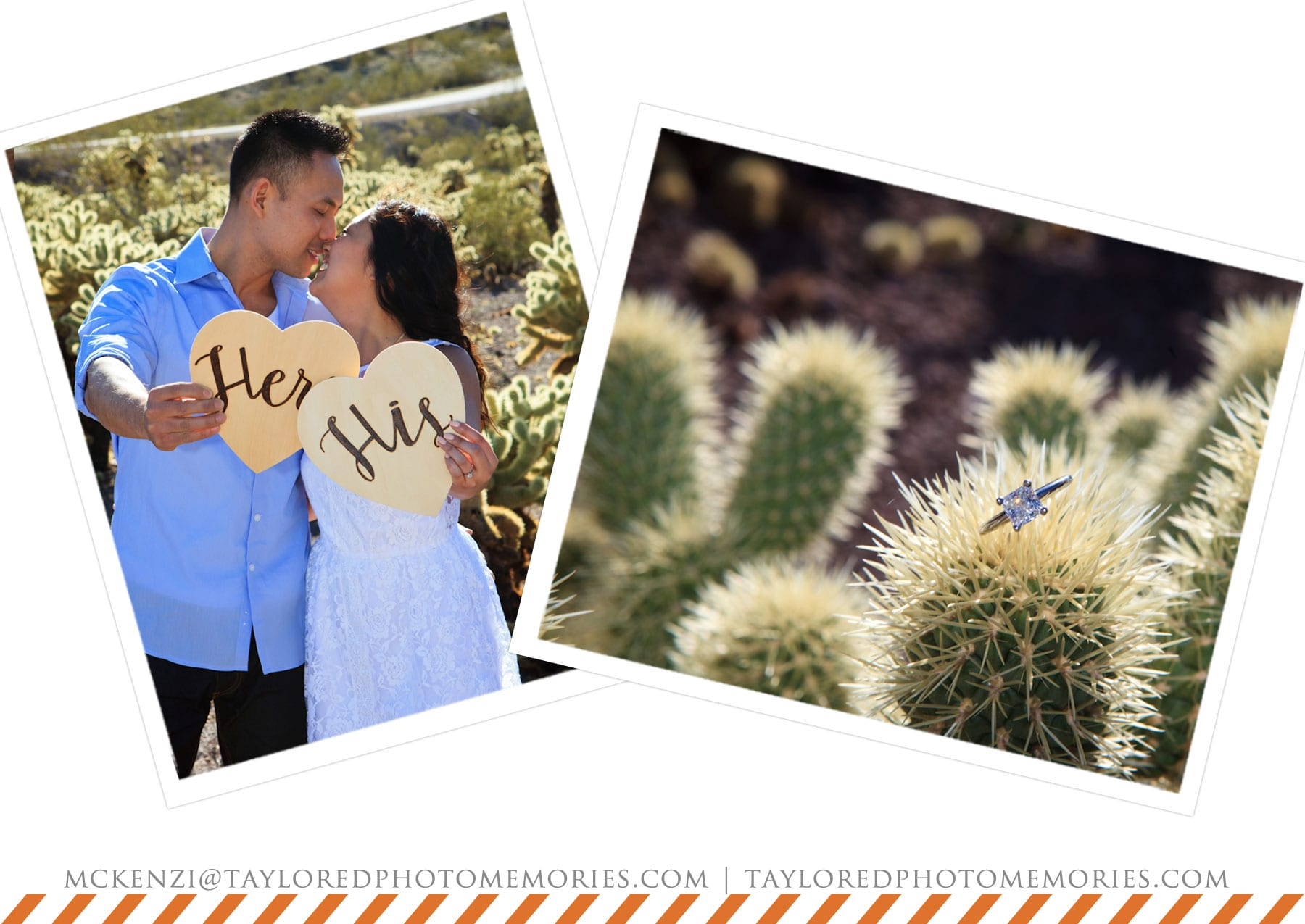 Las Vegas Elopement Photography | Eldorado Canyon | Nelson Nevada Engagement | Taylored Photo Memories