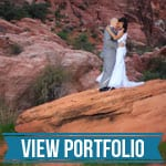 elopement photography in las vegas