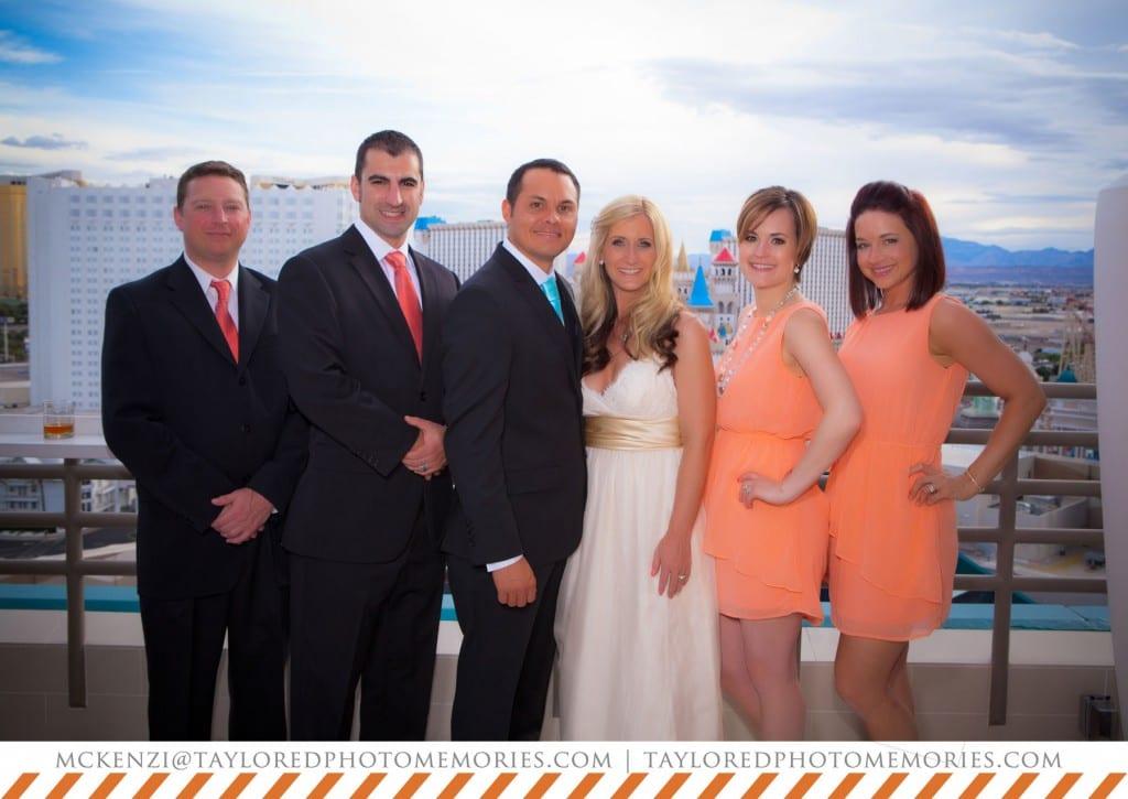 Taylored Photo Memories   MGM Grand Terrace Suite Wedding in Las Vegas   Las Vegas Elopement Photographer