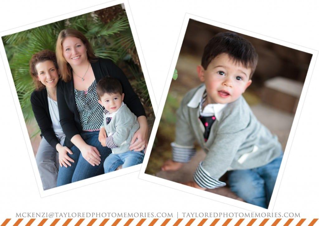 Kluck Family | MGM Grand Family Photo Shoot | Las Vegas Family Photographer