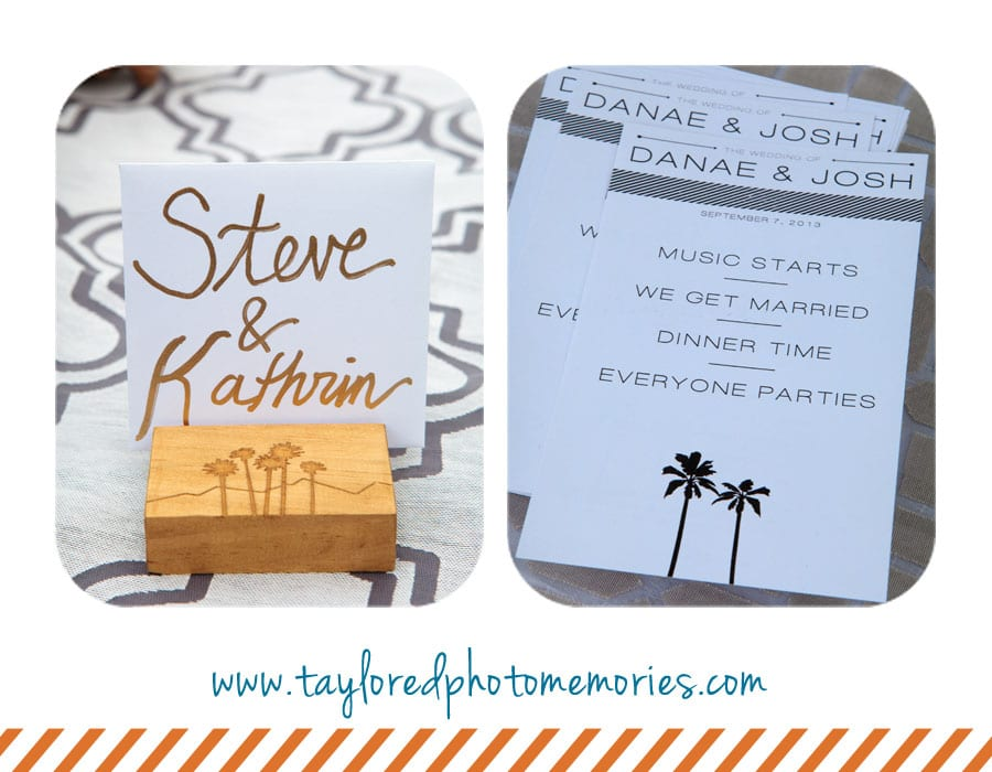 Perfect Palm Springs Pinterest Inspired Wedding | Pinterest Wedding Ideas