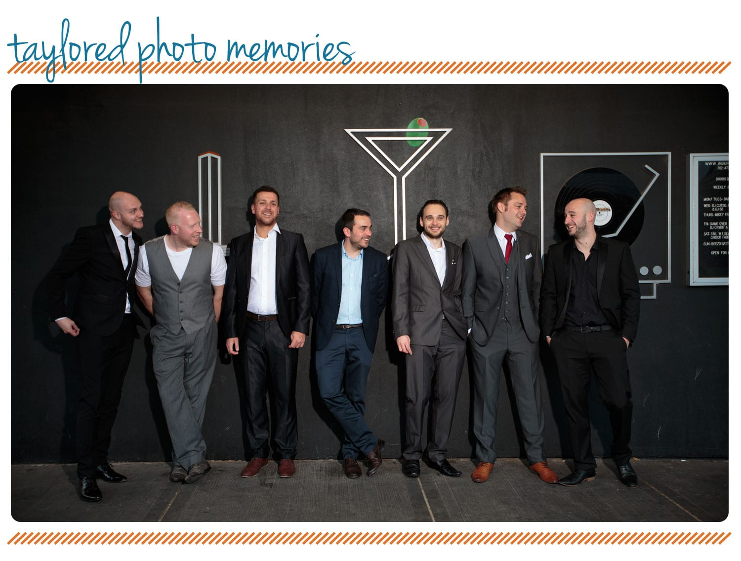 what to wear bachelor party vegas