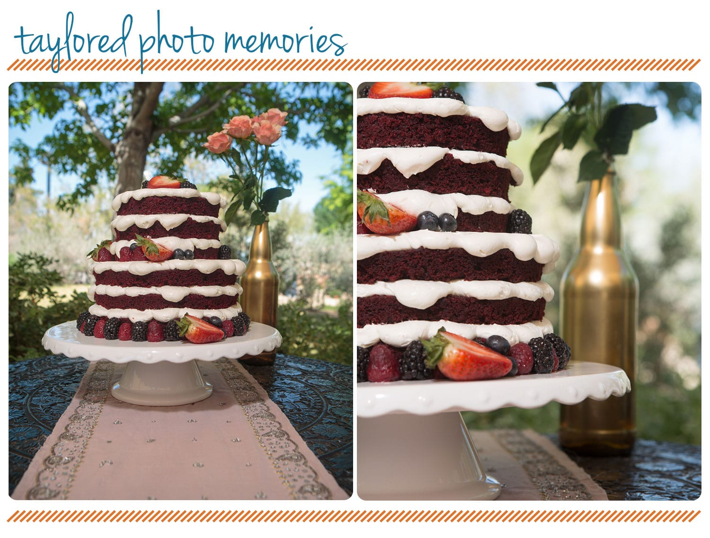 Las Vegas Wedding at Springs Preserve - Vegas Elopement - Cravin Cake Bakery