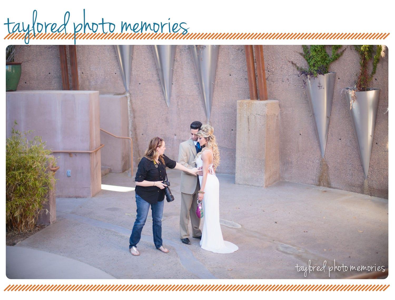 Behind the Scenes of Springs Preserve Wedding
