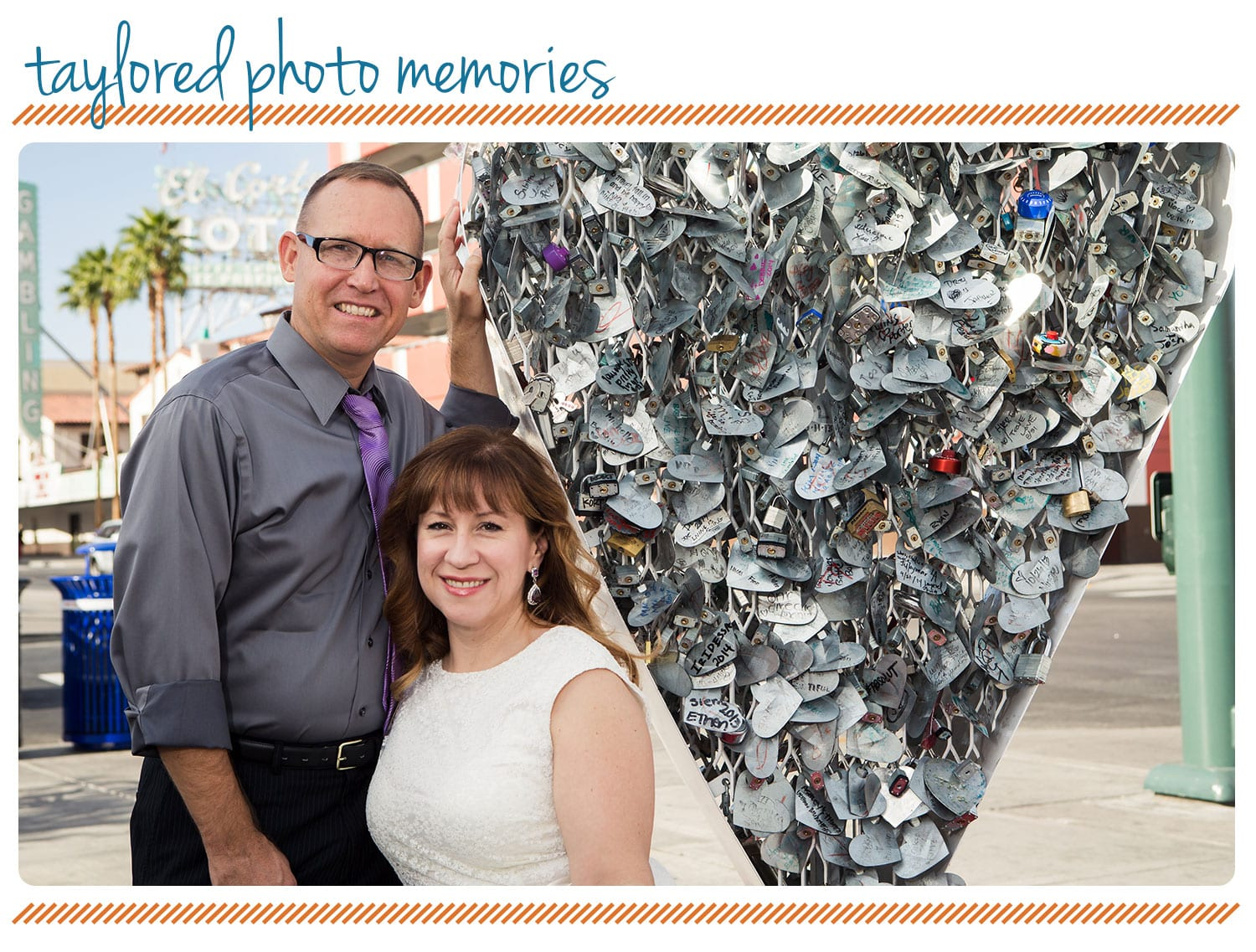 Rekindled Love | Las Vegas Elopement