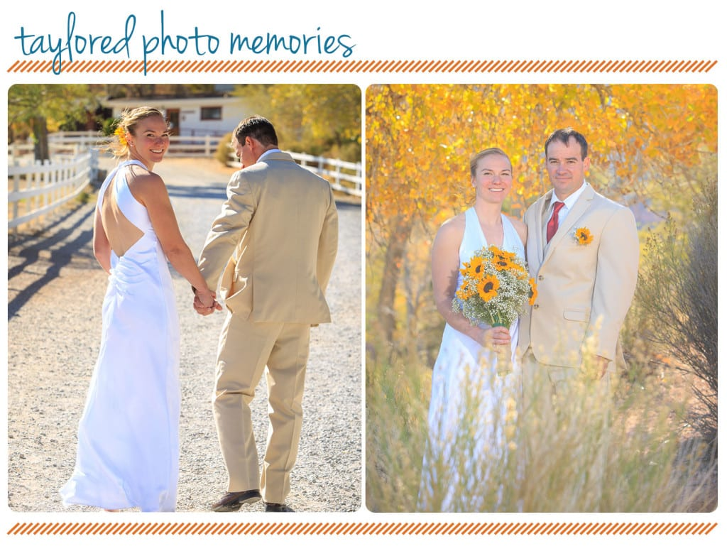 Bride and Groom Photos at Spring Mountain Ranch State Park
