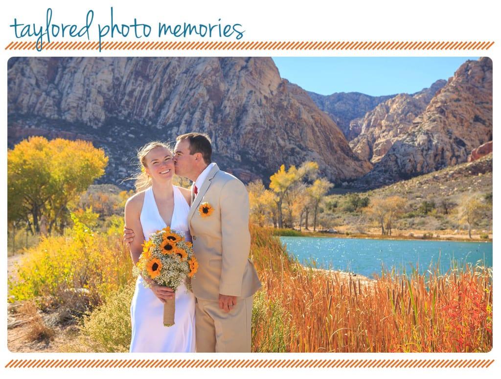 Lake Harriet at Spring Mountain Ranch State Park wedding   spring mountain ranch las vegas wedding