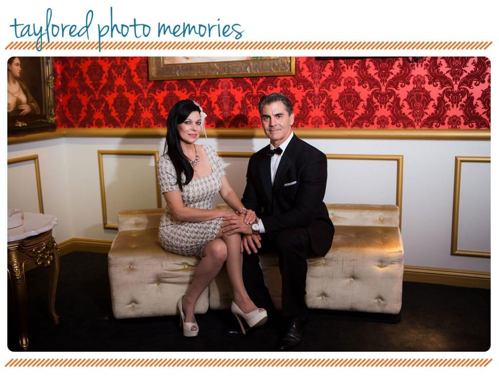 A Vintage Engagement Photo Shoot In Las Vegas Las Vegas