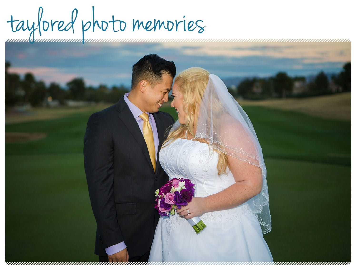 etsy wedding at Legacy Golf Club