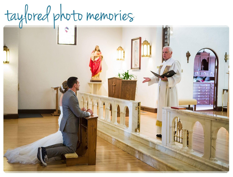 - San Diego Wedding - Catholic Wedding Ceremony - Balboa Park