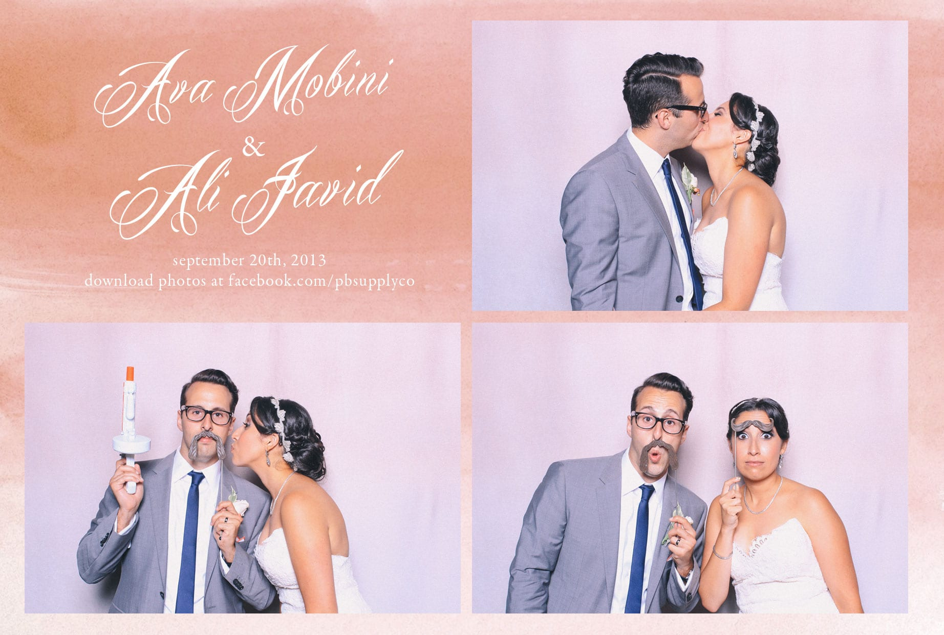 Photo Booth Layout Examples Las Vegas Photographers Taylored