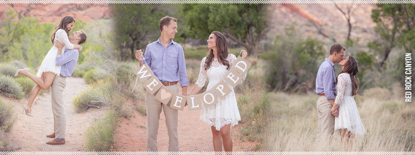 Red Rock Canyon Wedding in Las Vegas