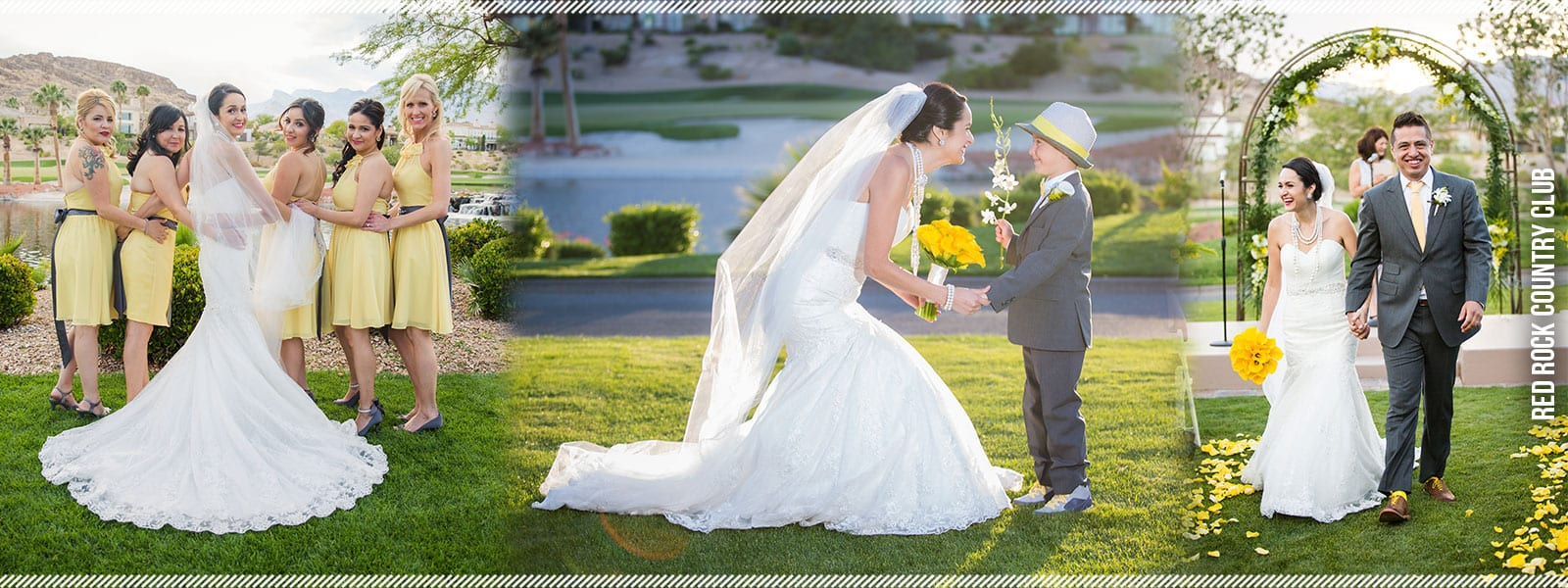Red Rock Country Club Wedding Photographer