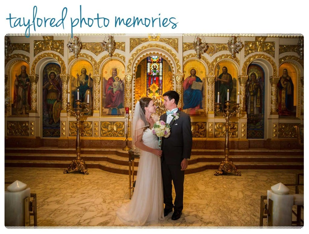 Greek Wedding at St Sophia Cathedral Wedding