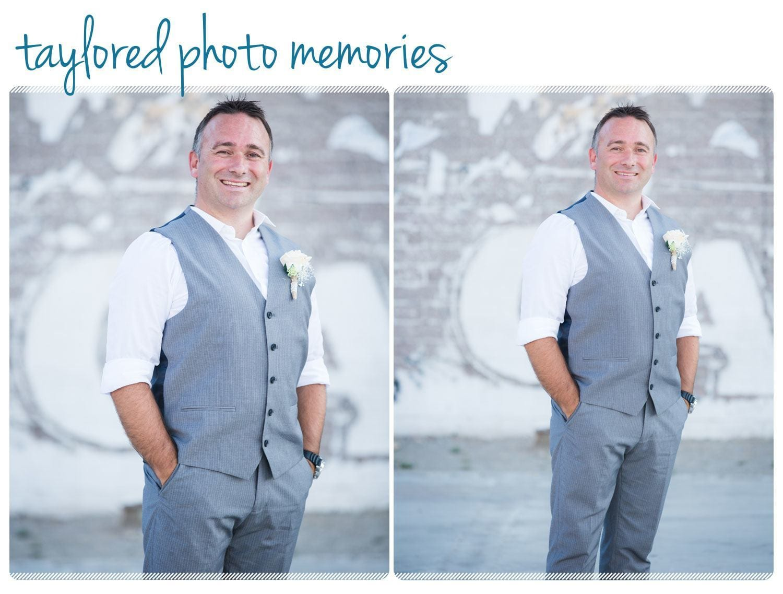 Little White Wedding Chapel Wedding | Neon Museum Photo Session ...