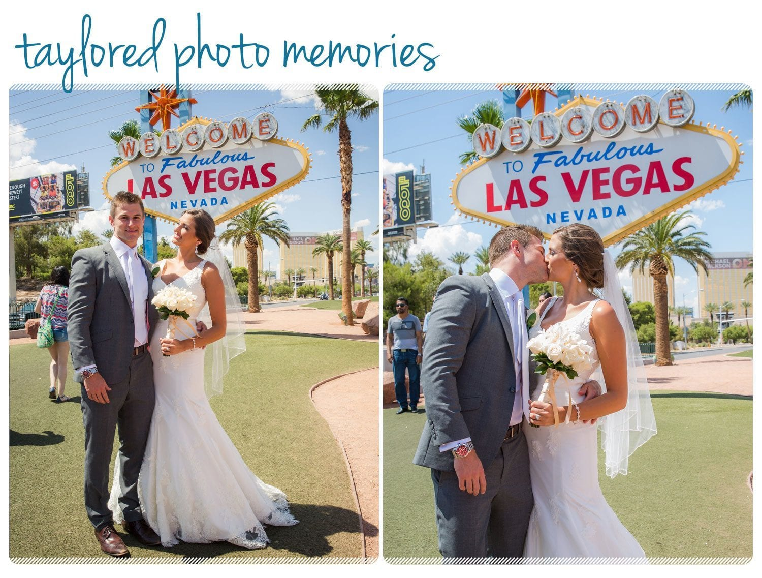 Love at First Sight | Las Vegas Wedding at Hard Rock Hotel & Casino