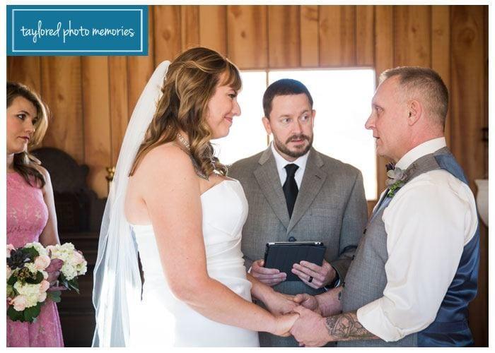 Las Vegas Wedding Photographer / Cactus Joes Wedding / Desert Wedding