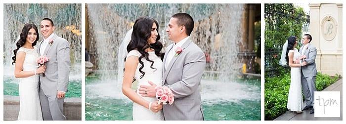 Las Vegas Wedding Photographer Elope In Strip Photo Shoot