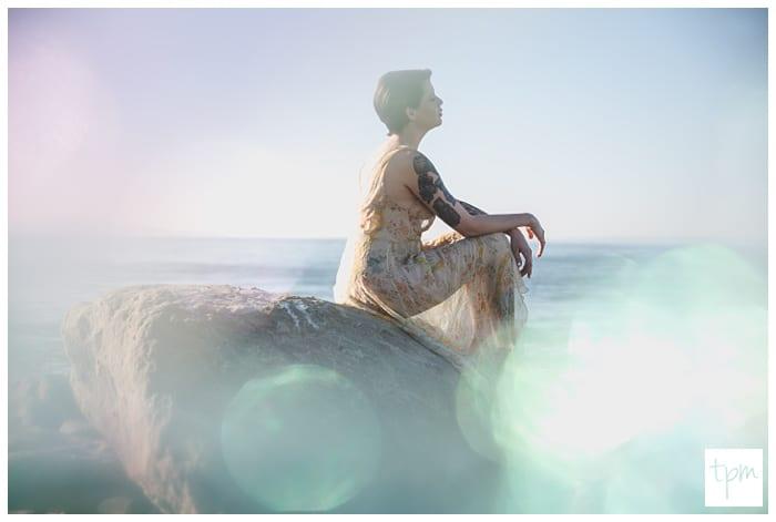Boudoir Photography In Las Vegas, Boudoir Images at The Beach