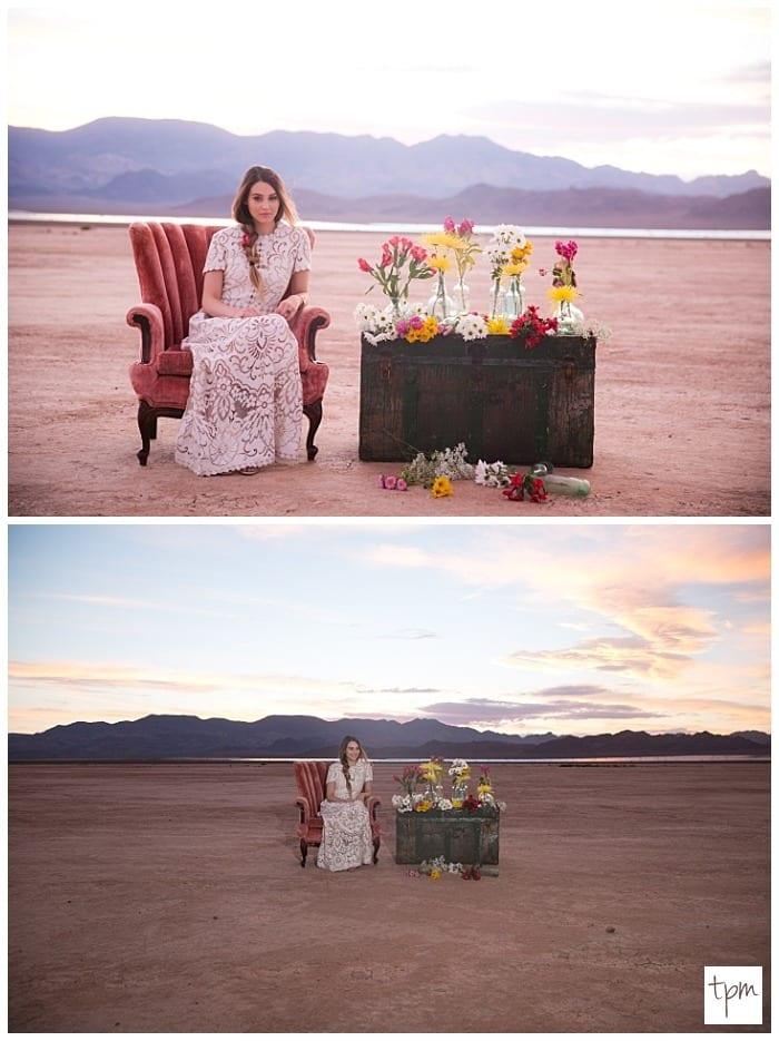 Desert Wedding Ideas in Las Vegas