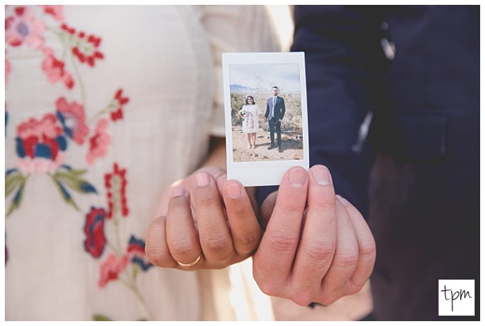 Sweet Red Rock Canyon Wedding