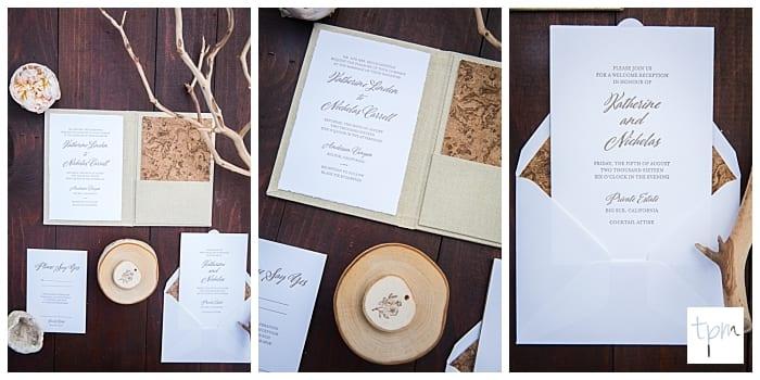 wedding invitation styling and ideas