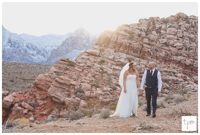 Advice: Get Married in Calico Basin/Red Rock Canyon