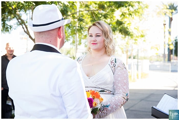 Las Vegas Photographers, Downtown Las Vegas Wedding, Edgy Wedding Photographers