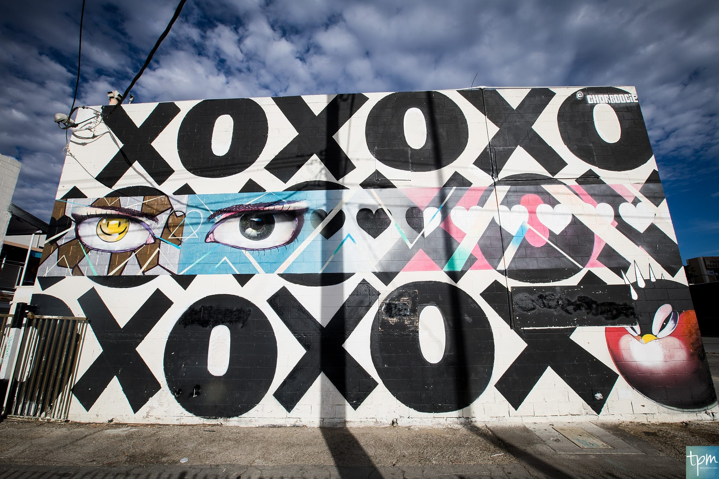 ChorBoogie, Love is a Gamble...Jackpot!, Taylored Photo Memories, Las Vegas Murals