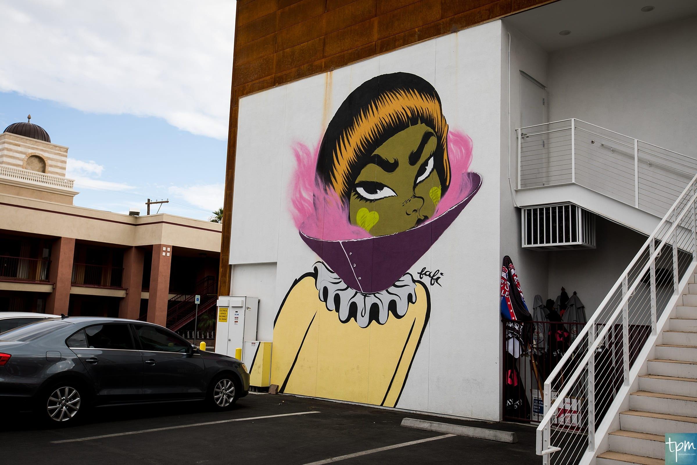 Taylored Photo Memories, Downtown Las Vegas Murals