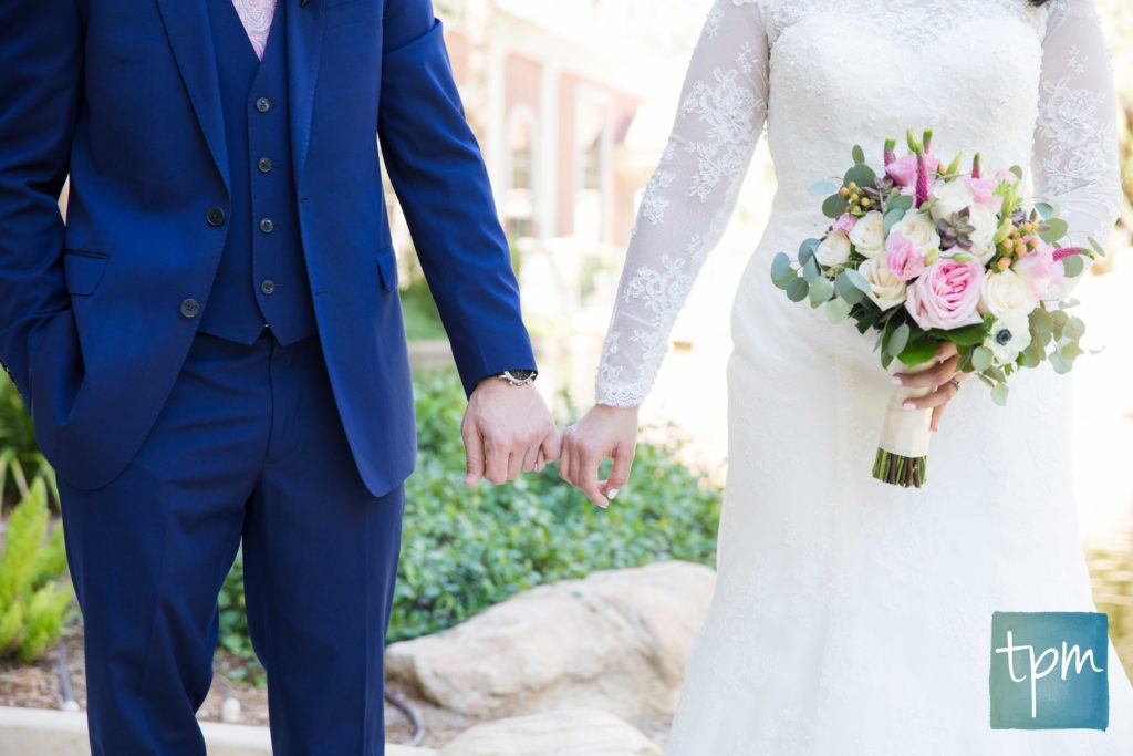 Las Vegas Wedding Photographers, JW Marriot Wedding