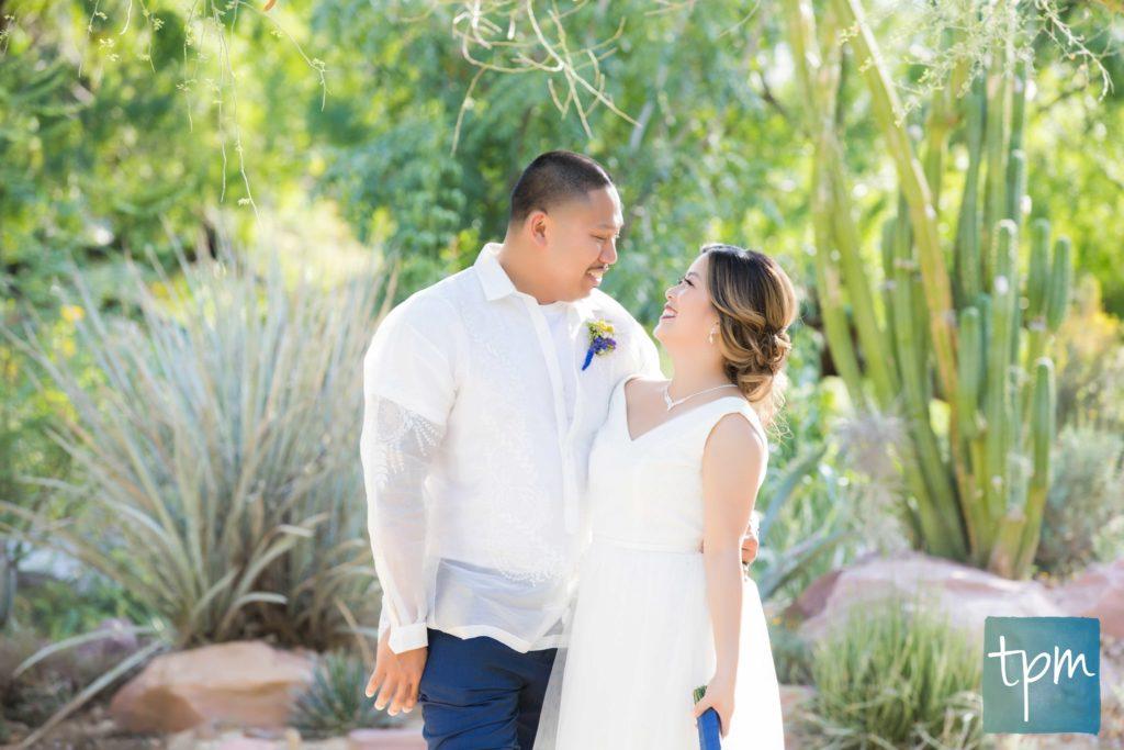 Las Vegas Wedding Photographers, Springs Preserve Wedding