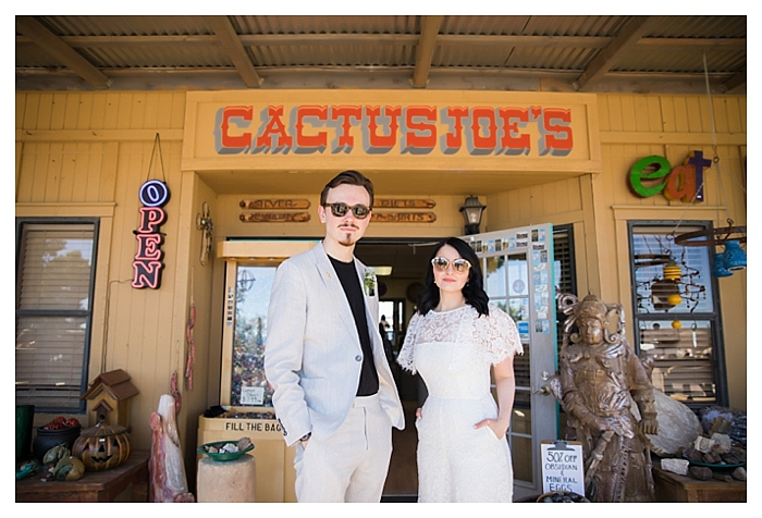 las vegas photographer, cactus joe's las vegas, off beaten path weddings, offbeat bride, unique las vegas wedding venues